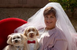 This Travel Nurse Is Marrying Her Dog On Valentine's Day